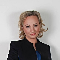 Анна Таганова, спикер