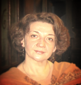 Жанна Геращенко, модератор
