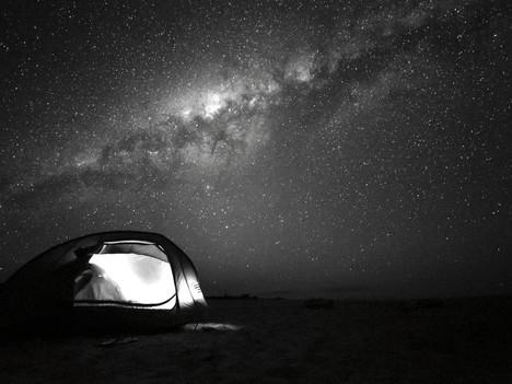 """Workshop de Fotografia Noturna: """"Caçadores de Estrelas – Uma noite entre estrelas, constelações"""