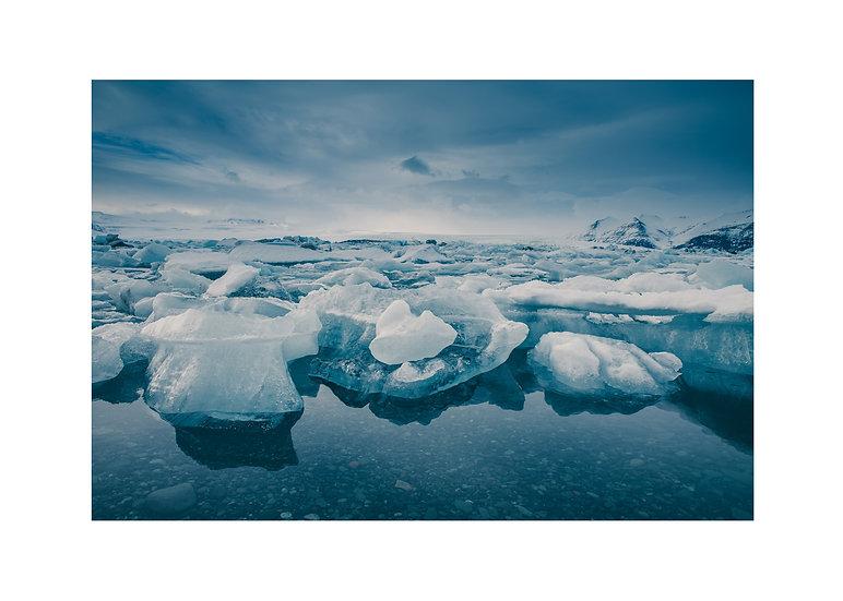 Blue Ice I