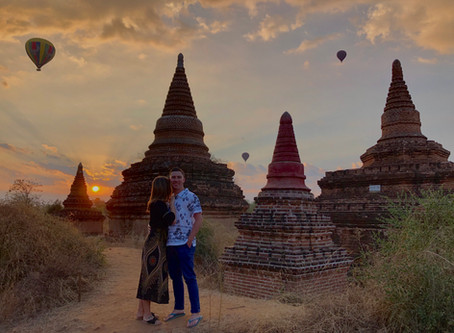 Bagan Happenings