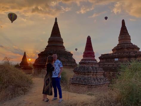 Bagan Happenings