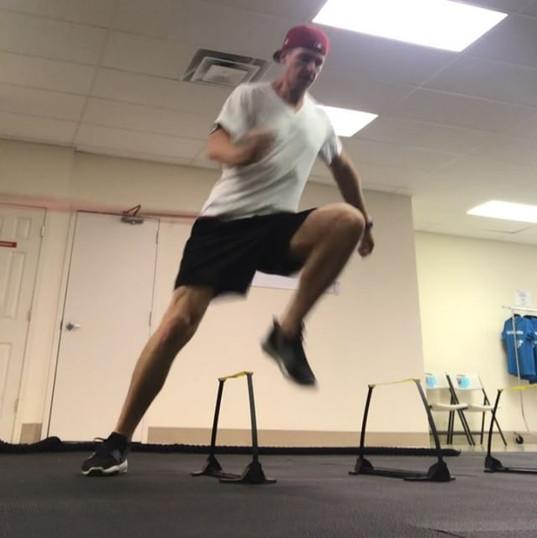 Move like an athlete