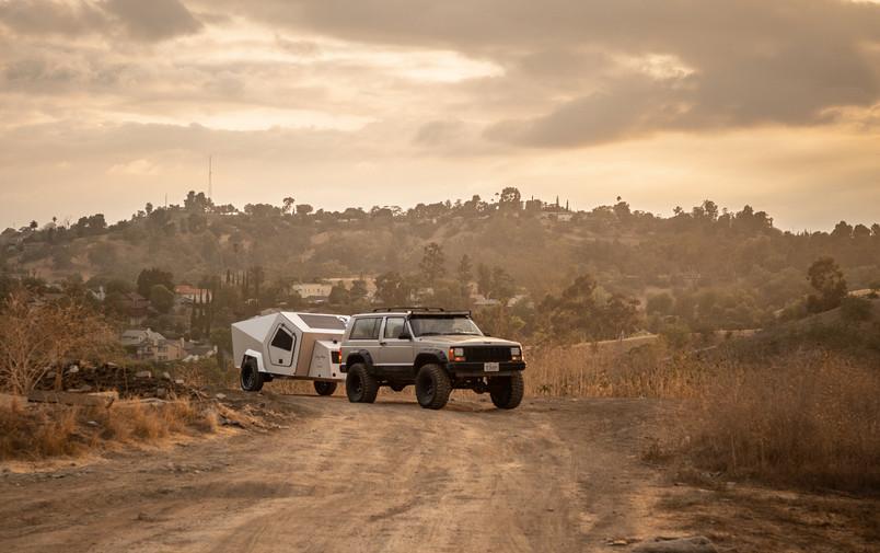 Elephant Hills, Los Angeles, 2021