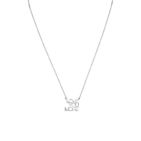 """""""LOVE YOU MORE"""" Necklace"""