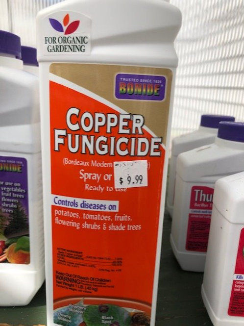 Bonide Copper Fungicide