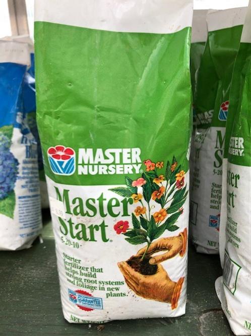 Master Start Fertilizer 5lb.