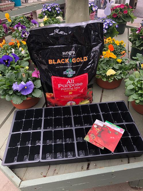 Seed Starting Kit