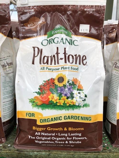Espoma Plant-Tone Fertilizer 4lb.