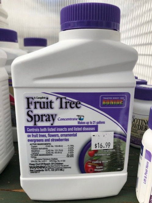 Bonide Fruit Tree Spray Concentrate