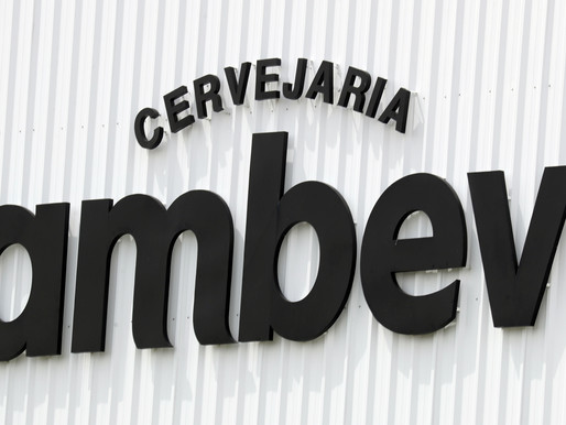 AMBEV INICIA CONTRATACOES EM SALTO