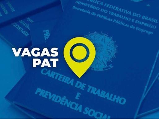 VAGAS DO PAT SALTO 01/03
