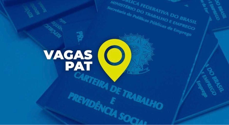 VAGAS DO PAT SALTO