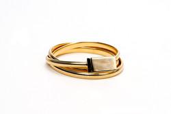 Woman's Gold Belt