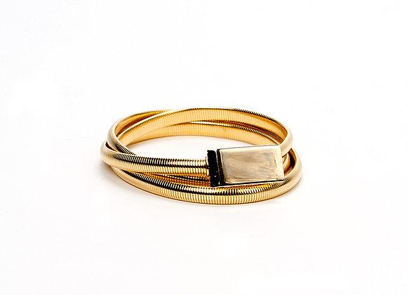 Women's Gold Belt