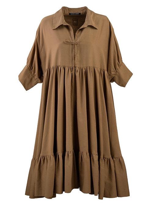 Hemdkragen Kleid