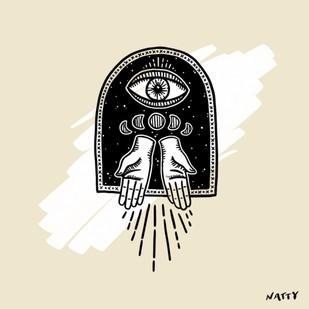 Materializing // Natalie Vukic — Illustration