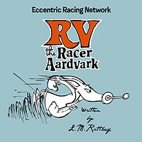 RV the Racer Aardvark Audiobook Image