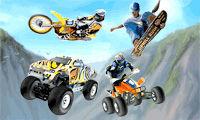 Uphill Rush Game Image