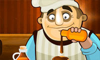 Pancake Bar Game Image