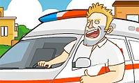 Ambulance Madness Game Image