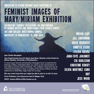 Exposición Colectiva Feminist images od Mary/Miriam