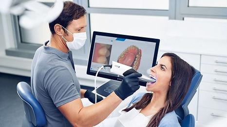 Primescan Cerec οδοντιατρικος σαρωτης οδοντιατρικό σκανερ scanner Ελλάδα