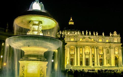 Praça de São Pedro     .     Vaticano