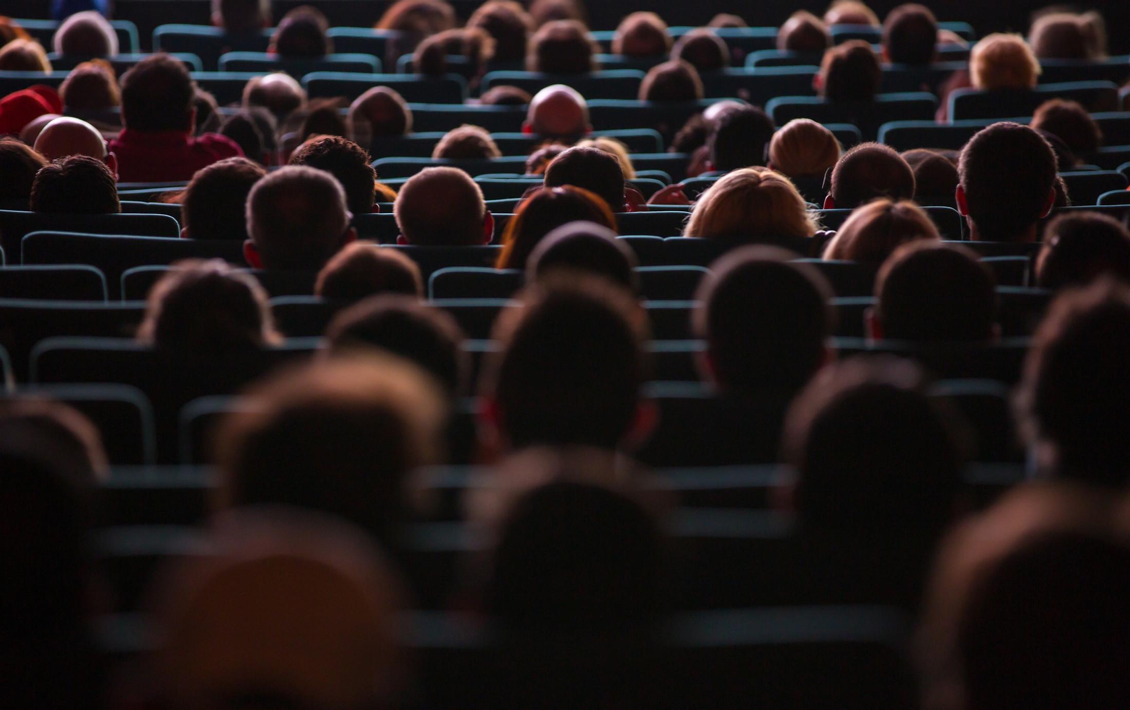audience members