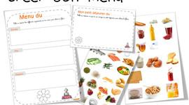 Des idées de menus