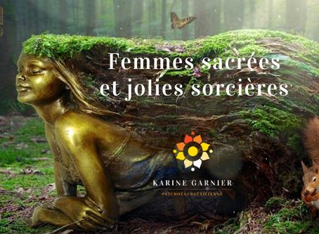 Femmes Sacrées et Jolies Sorcières |      Stage Printemps