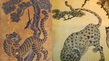 Minhwa Korean Folk Paintings