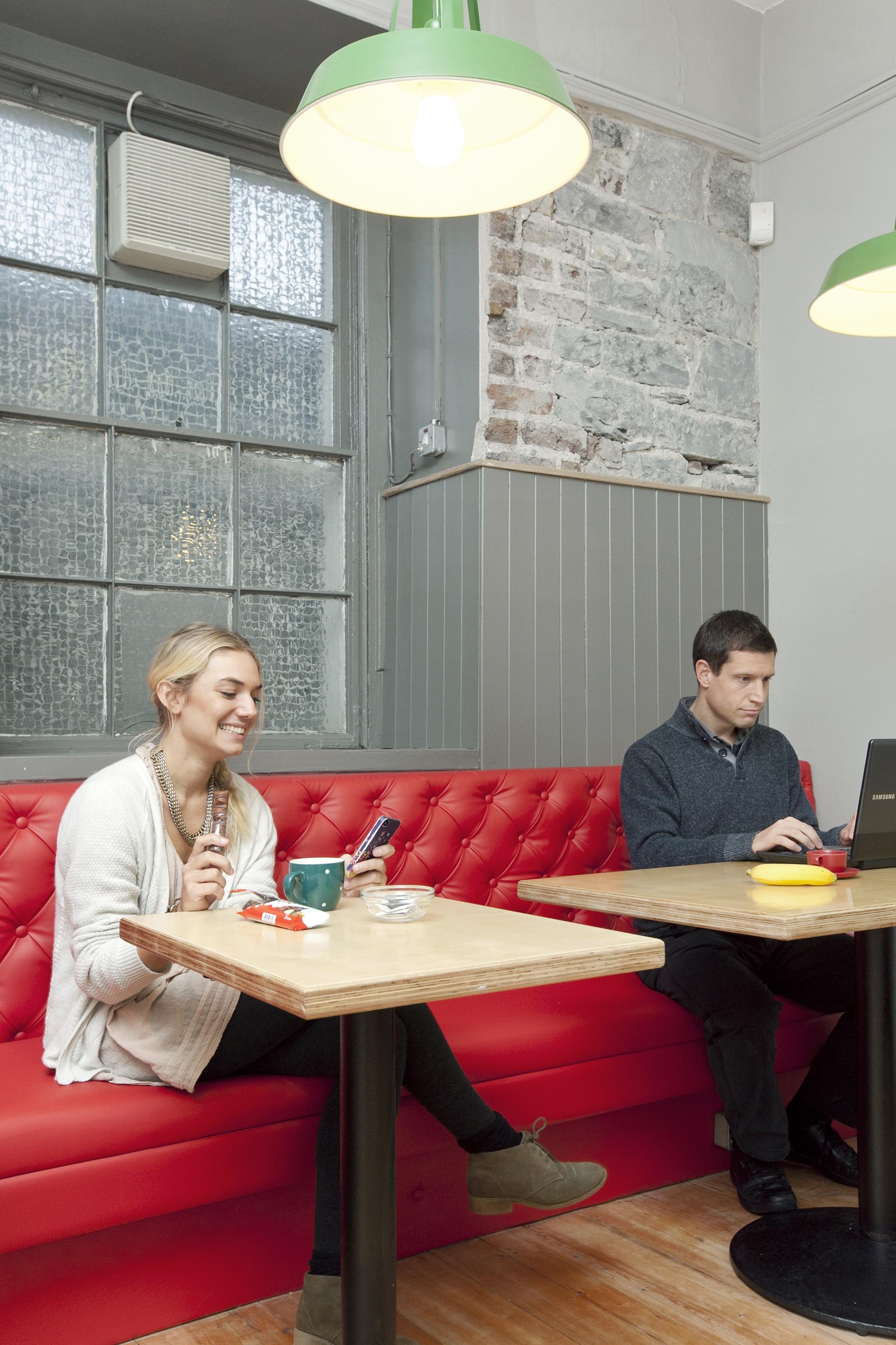 cafe close
