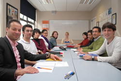 CES Dublin - Hamid's class