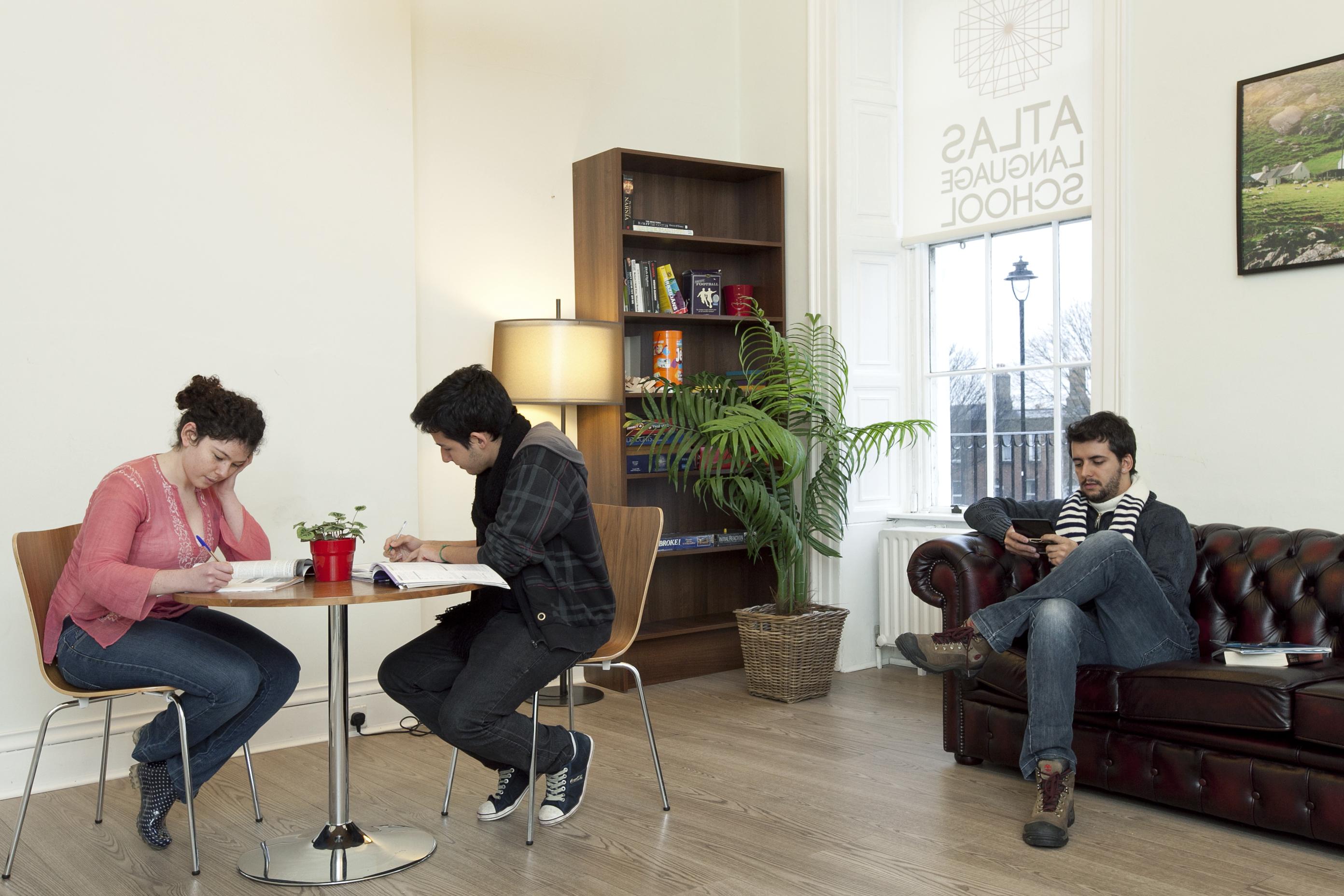 study room sofa and table three people (1)