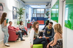 Student lounge Milltown