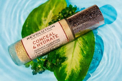 Revolution Conceal and Hydrate