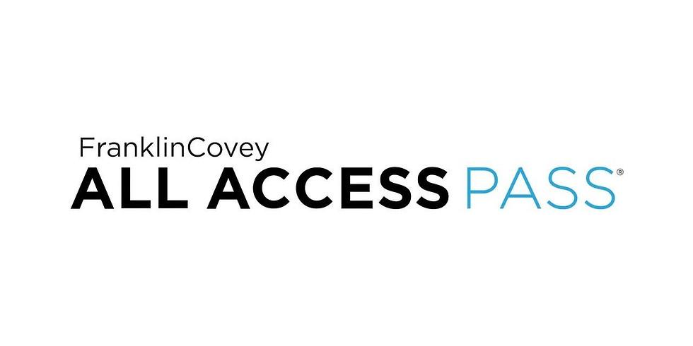 """All Acces Pass: """"Reinventemos la gestión del aprendizaje"""""""