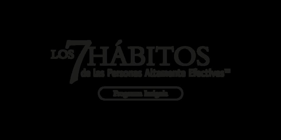 Taller: Los 7 Hábitos de las Personas Altamente Efectivas - 24 y 25 de noviembre