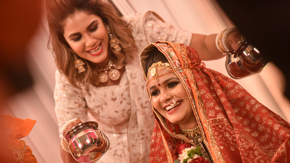 Aanchal and Rishabh Marriage Candid-471.