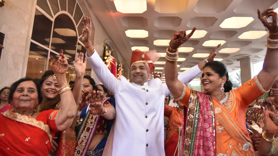 Aanchal and Rishabh Marriage Candid-317.