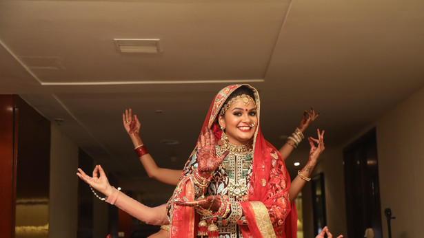 Aanchal and Rishabh Marriage Candid-628.
