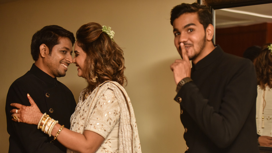 Aanchal and Rishabh Marriage Candid-98.j