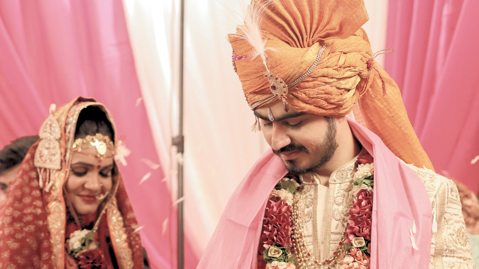 Aanchal and Rishabh Marriage Candid-806_