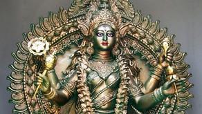 Divinity Series: Day 9 - Siddhidhatri