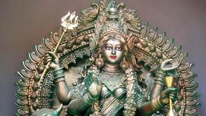 Divinity Series: Day 8 - Mahagauri