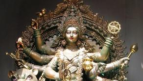 Divinity Series: Day 4 - Kushmanda