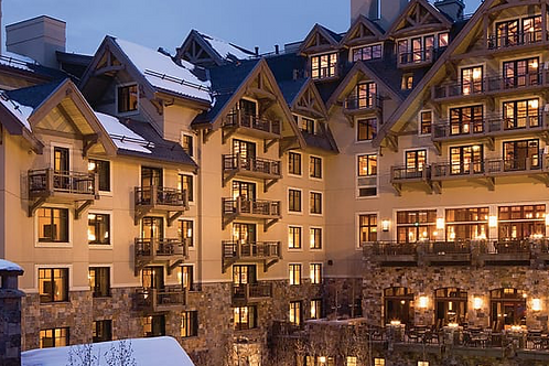 Four Seasons Vail Opening Order