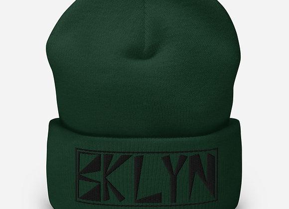 BKLYN-Cuffed Beanie