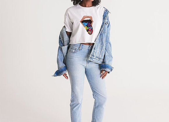 Lick Me!- Cropped Tee